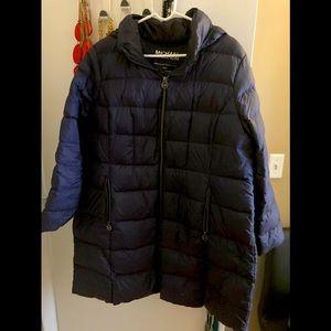 Michael Kors packable down Winter Coat size XXL